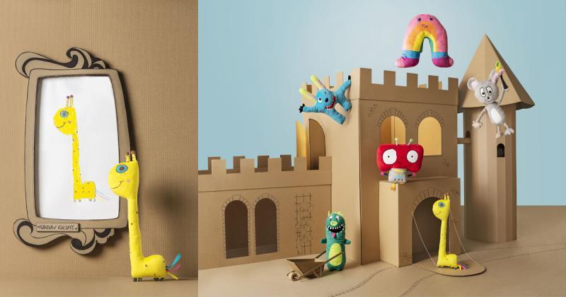 Bất ngờ chưa, sản phẩm đồ chơi mới của IKEA lại được… chính trẻ em thiết kế