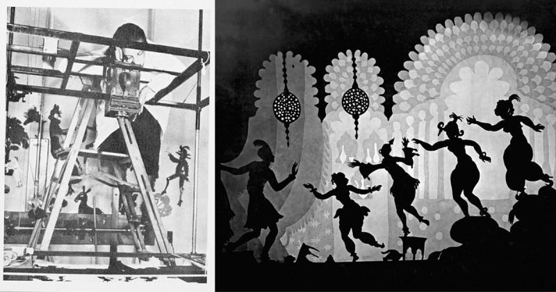 Thế giới hoạt hình thần tiên khi chưa có Disney là Lotte Reiniger, giấy và kéo
