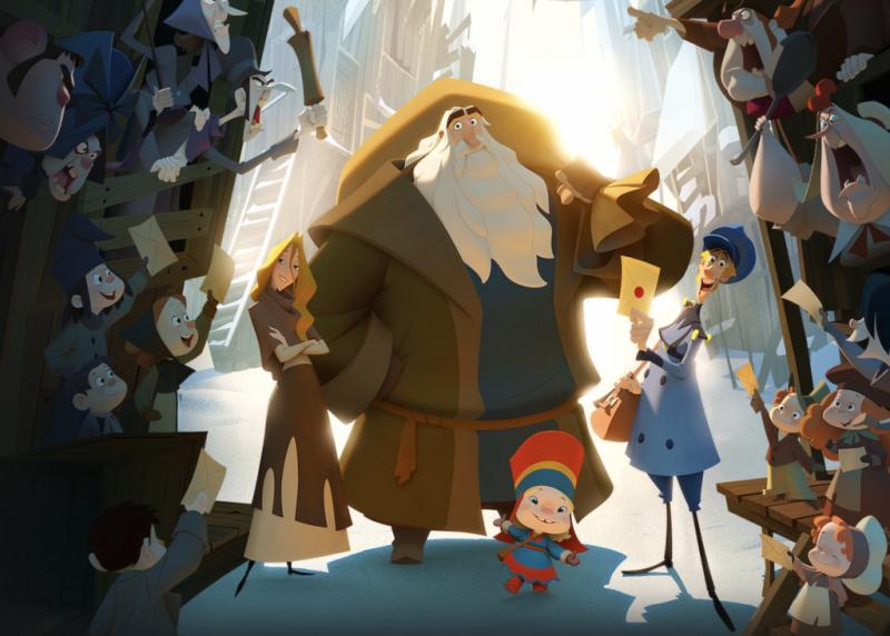 Klaus (Netflix): Bộ phim trong trẻo về lòng tốt giữa thế giới đầy hận thù và sự tri ân cho phim hoạt hình truyền thống
