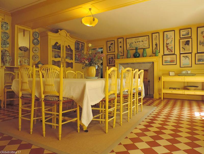 Nếu đến Pháp, đừng quên ghé thăm ngôi nhà cổ kính rực rỡ của Claude Monet