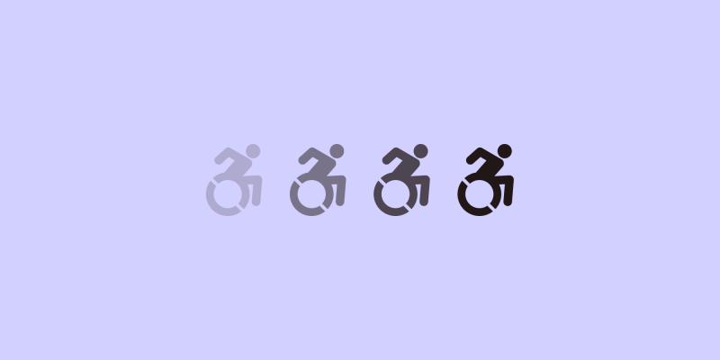Khả năng tiếp cận (Accessibility) và tính thẩm mỹ (Aesthetic) trong UI