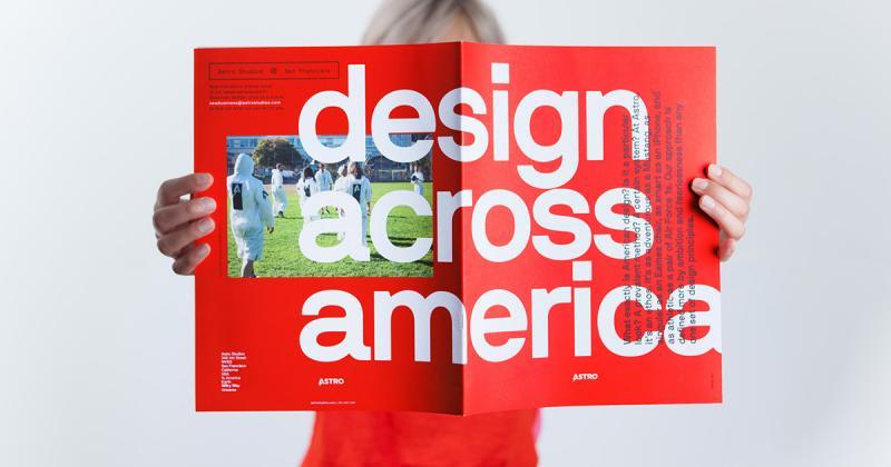 Tập san tổng hợp những thiết kế mang tinh thần thập niên 90 của Astro studio