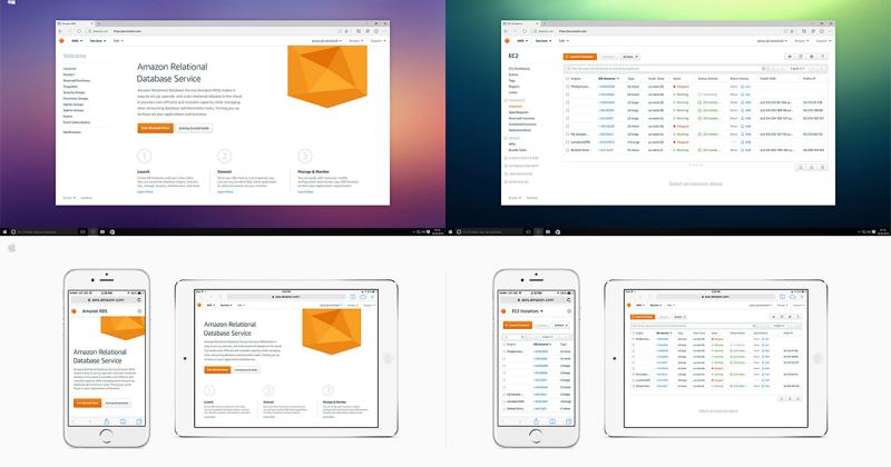 [UI Inspiration] Khám phá Design System của nền tảng điện toán đám mây Amazon Web Services