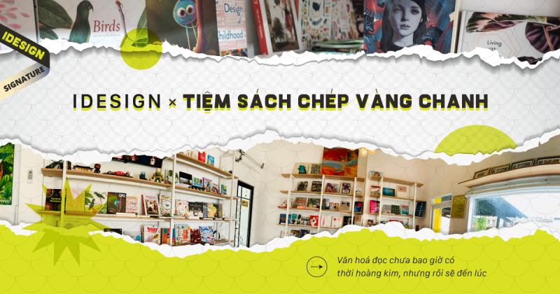 Tiệm sách Chép Vàng Chanh: Văn hoá đọc chưa bao giờ có thời hoàng kim, nhưng rồi sẽ đến lúc