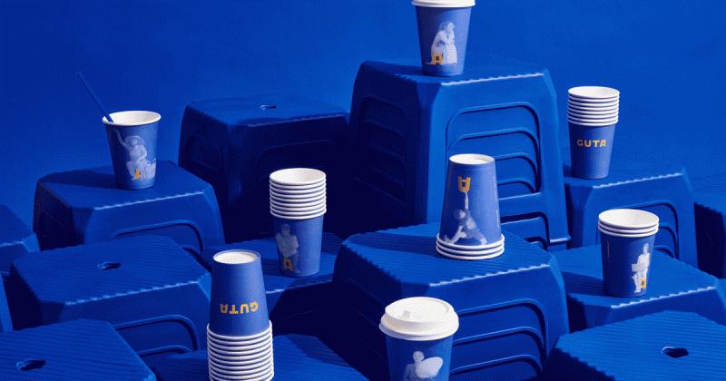 M — N Associates mang văn hóa ghế ngồi vào thiết kế, khi chiếc ghế nhựa hình thành Guta