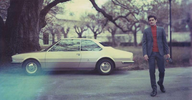 Chiếc xe chưa bao giờ được ra mắt BMW Garmisch được tái sinh từ bức ảnh có tuổi đời 50 năm