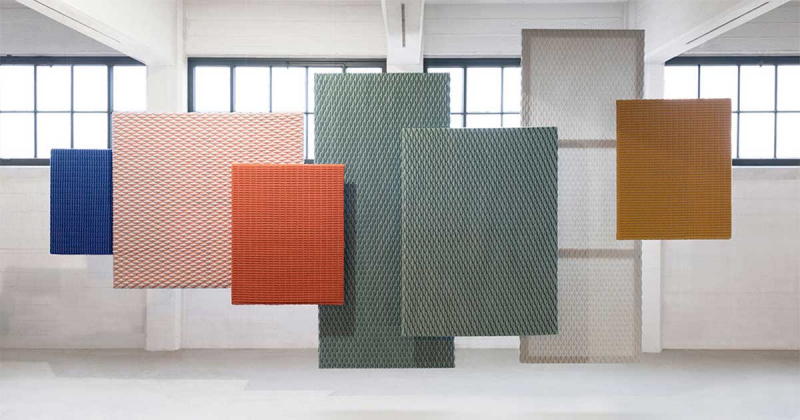 Khai mở cách sản xuất vải kiểu mới với tác phẩm của các nhà thiết kế Hà Lan tại New York