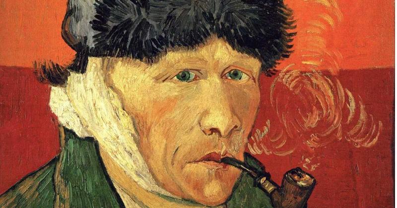 Hình tượng 'người nghệ sĩ đau khổ' và cách để sáng tạo mà không cần cắt đứt lỗ tai
