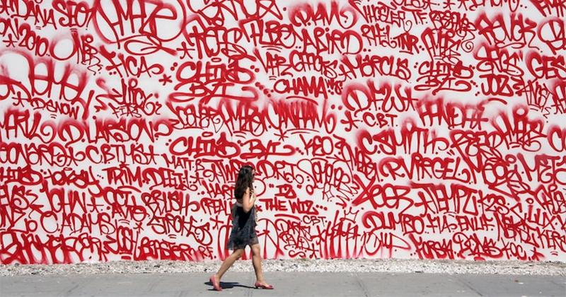 10 khoảnh khắc lịch sử đưa Graffiti trở thành hình thức nghệ thuật được thế giới yêu thích