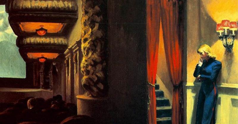 Bầu không khí cô đặc của nước Mỹ thập niên 20 qua 10 tác phẩm di sản của Edward Hopper