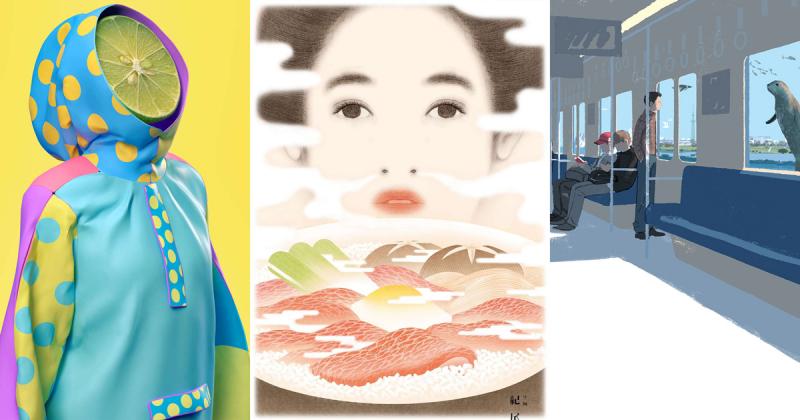 10 nghệ sĩ định hình lại phong cách nghệ thuật Nhật Bản
