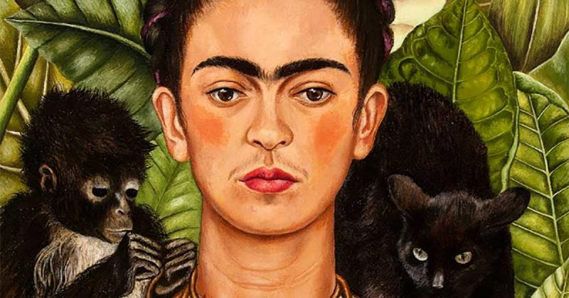 Nghiền ngẫm câu chuyện đau buồn đằng sau 5 bức tranh tự họa nổi tiếng nhất của Frida Kahlo