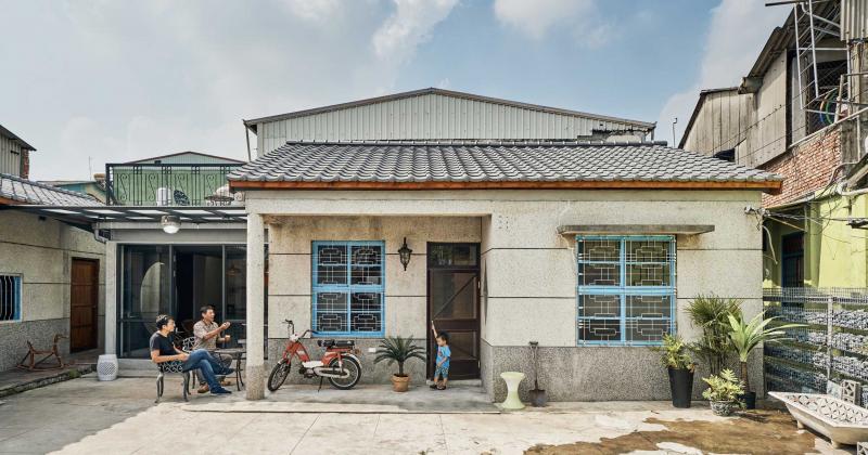 Hiện đại hoá căn nhà phương Đông 60 tuổi bằng phương châm 'phục hồi, phục dựng và thêm công năng'