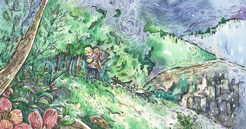Phan, mỗi đêm mơ làm minh tinh giàu có rồi mở NXB để hoạ sỹ sáng tác trong hạnh phúc