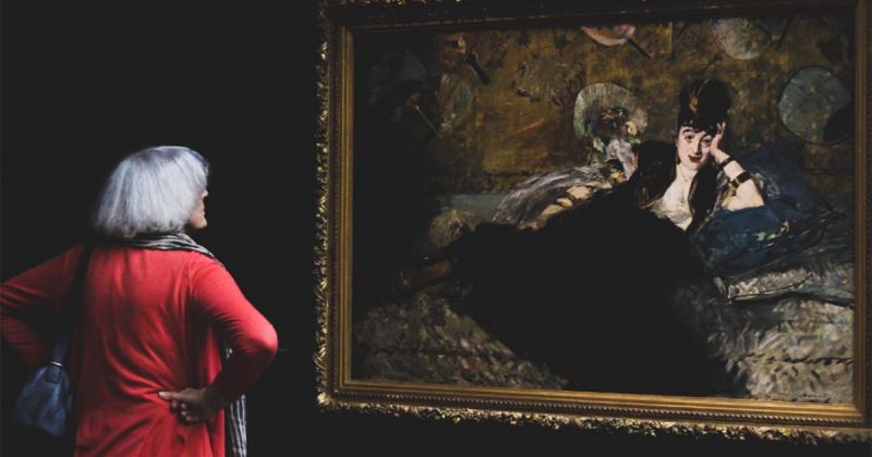 Làm thế nào để cảm thụ một tác phẩm hội họa đúng cách?