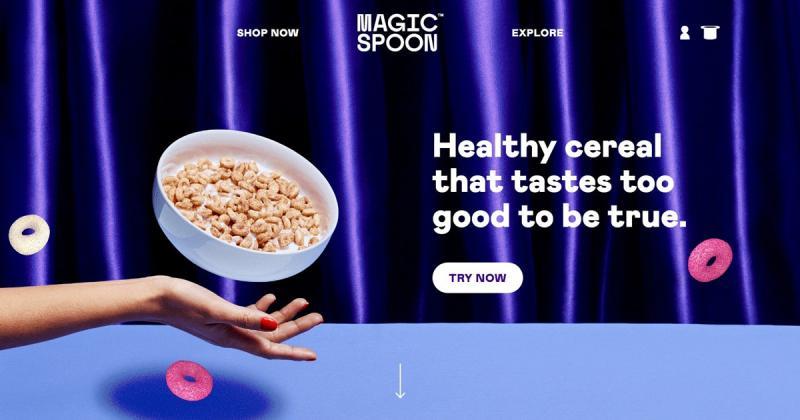 Tìm không thấy món ngũ cốc ngày xưa, đôi bạn tạo ra Magic Spoon đủ tiêu chí ngon, bổ, đẹp
