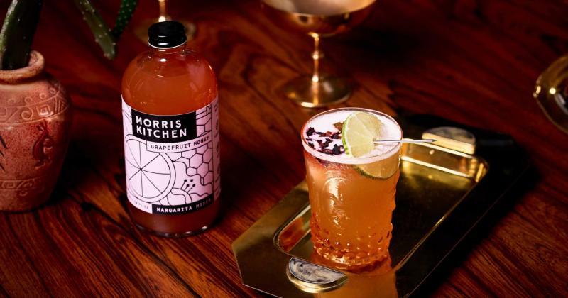Morris Kitchen: Cổ điển nhưng vẫn vui nhộn một cách thời thượng trong từng ly cocktail