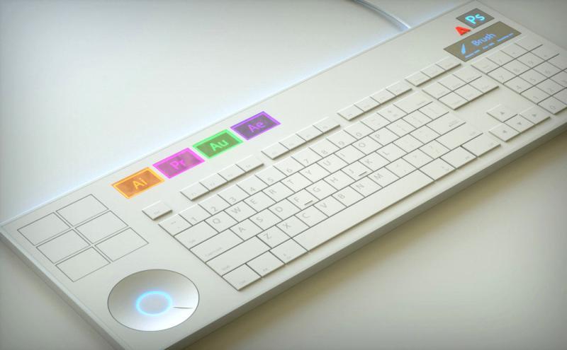 10 thiết kế bàn phím sang-xịn-mịn cho dân mê công nghệ