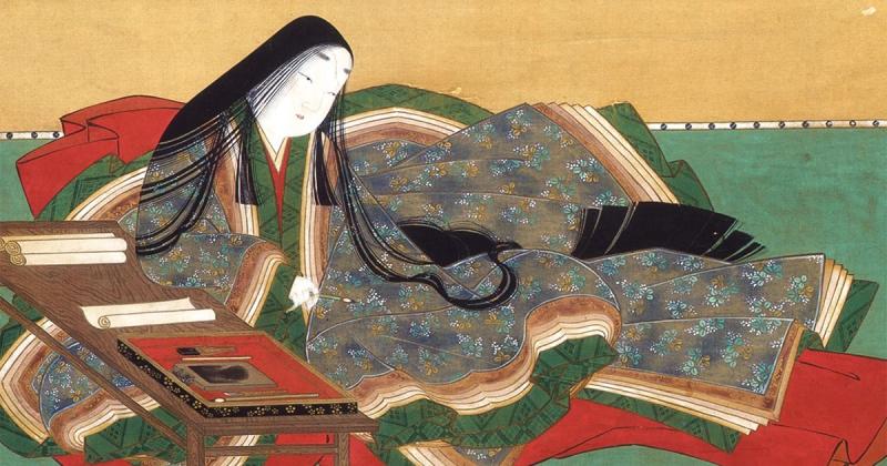 """Áng văn tiêu biểu """"The Tale of Genji"""" và cách nó ảnh hưởng đến văn hóa, nghệ thuật thị giác Nhật Bản"""