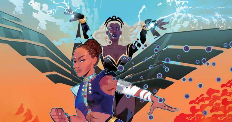 Những nữ họa sĩ bị lãng quên và sự biến đổi của truyện tranh với đề tài 'thiểu số'