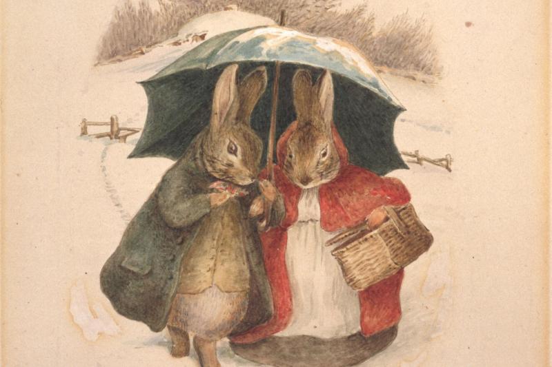 Beatrix Potter - Tuổi thơ kì lạ dẫn lối cho một đời sáng tạo tự lực và cần mẫn