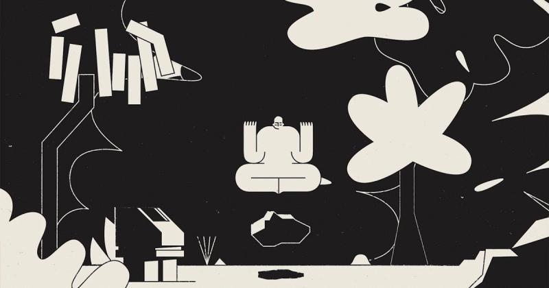 The Silence Within: Phim ngắn diễn tả sự tĩnh lặng nội tại bằng nghệ thuật thị giác và âm thanh