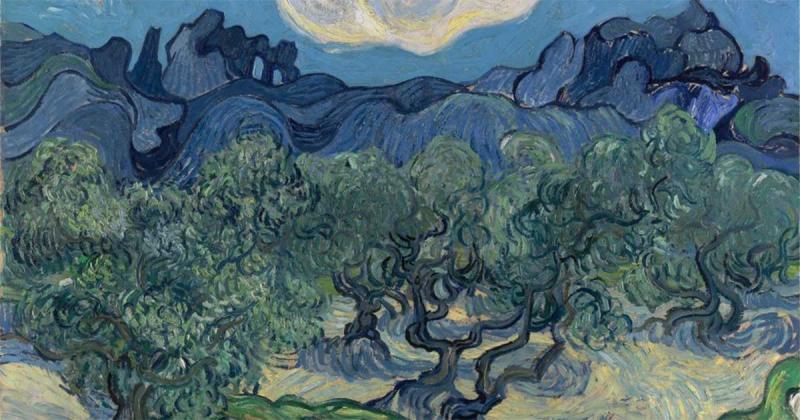 Cách li khỏi giới nghệ thuật, sự cô lập ở viện tâm thần ảnh hưởng đến tác phẩm của Van Gogh thế nào?
