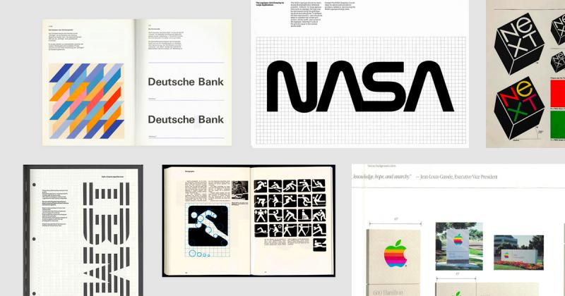 Khám phá brand guideline và logo của các thương hiệu nổi tiếng từ thập niên 60 đến 80