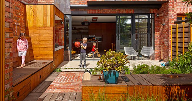 Tiềm năng của vật liệu tái chế trong kiến trúc và nội thất