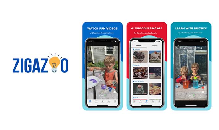 Ứng dụng Zigazoo ra mắt để trở thành 'Tik Tok dành cho trẻ em'