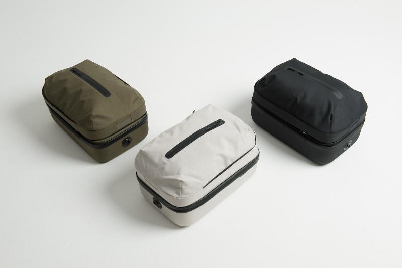 Vali xách tay nhỏ gọn, có thể đeo như ba lô bởi Layer Design
