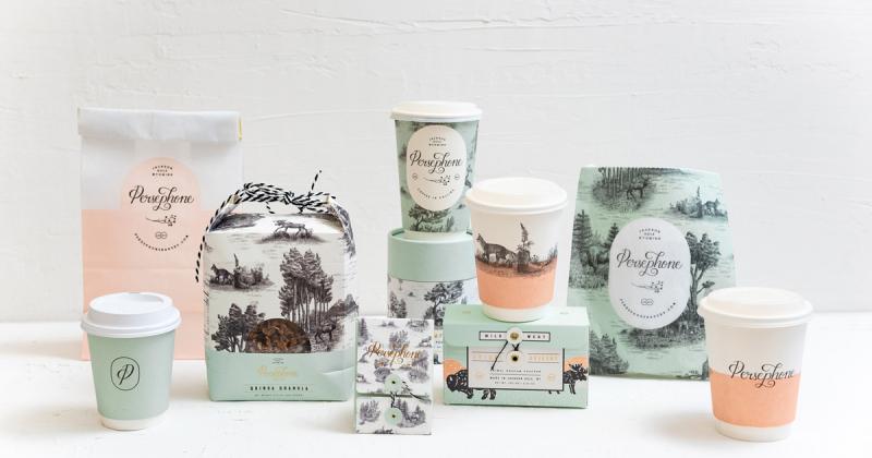 Persephone: Quán cà phê bánh ngọt hoà trộn giữa văn hoá Pháp và miền Viễn Tây
