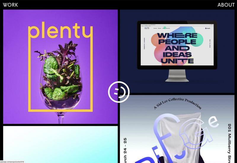 Xu hướng thiết kế web tháng 7/2020