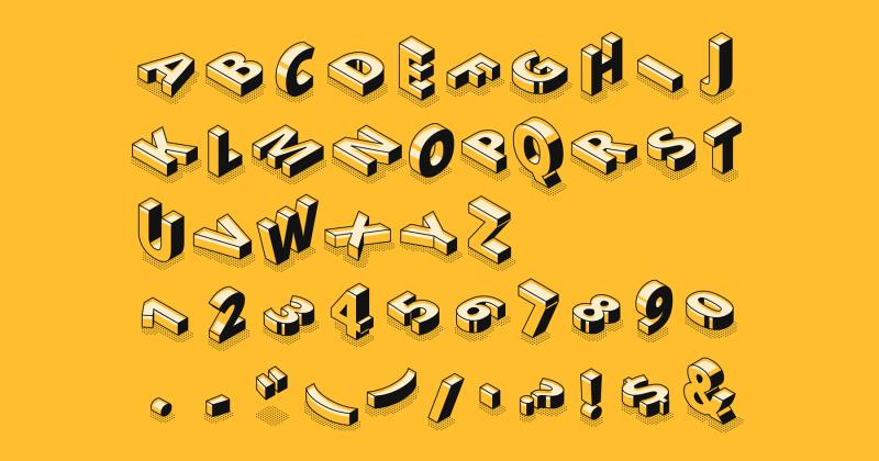 Logo và Font chữ - Những lưu ý cơ bản để hình ảnh hóa con chữ