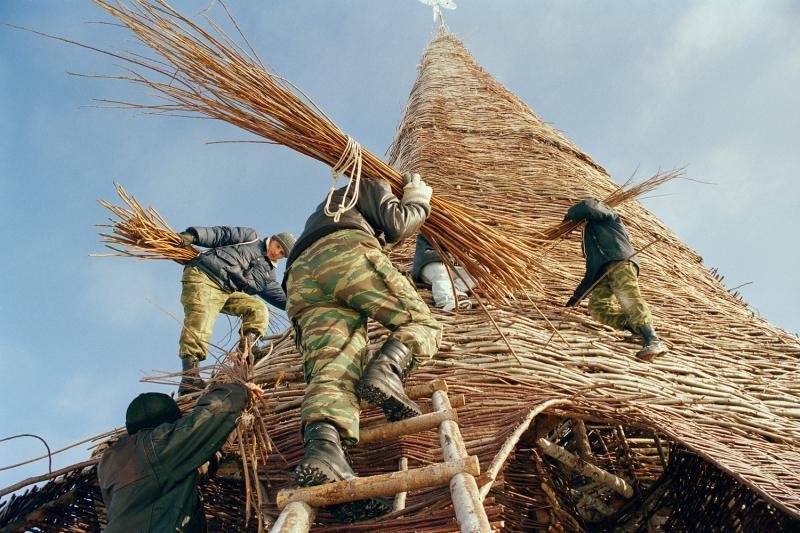 Kiến trúc thô mộc của Nikolay Polissky: Vươn khỏi  bức tường chật hẹp để hùng vĩ giữa thiên nhiên
