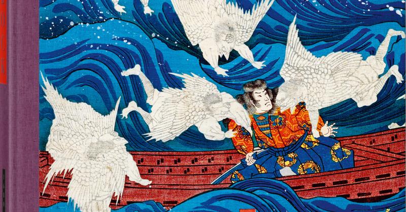 Quyển sách Nhật Bản chứa đựng dòng chảy thời gian qua 2 thế kỉ với phương pháp in mộc bản