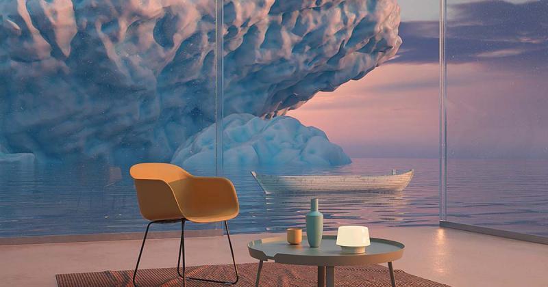 Murat Yildirim chào đón ta đến với kiến trúc siêu thực giữa hoang vắng