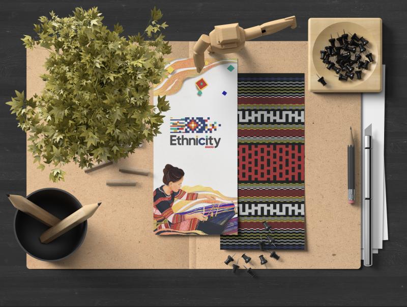 Ethnicity - Thư viện số miễn phí giúp lưu trữ các vector hoa văn thổ cẩm Việt Nam