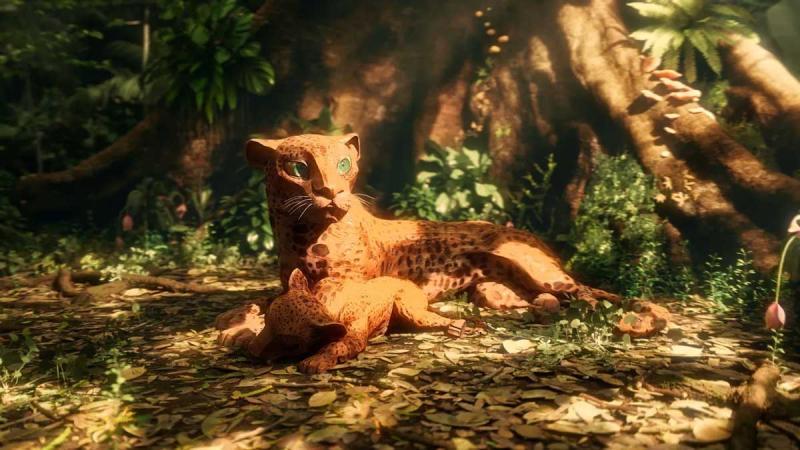Sự tàn bạo của loài người với các sinh vật nơi rừng thẳm qua MV hoạt họa My Only Love