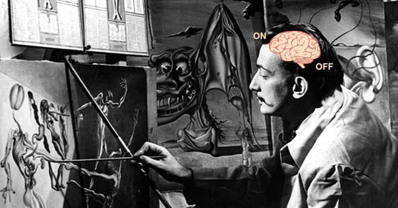 Học cách tận dụng sự vô thức của não bộ để sáng tạo qua phương pháp kỳ lạ của Salvador Dalí
