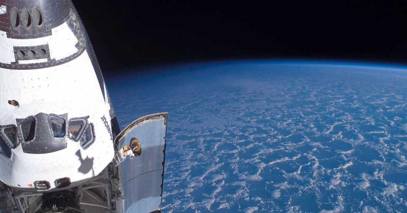 Tổng hợp những bức ảnh kinh ngạc về Trái Đất dưới góc nhìn ngoài không gian