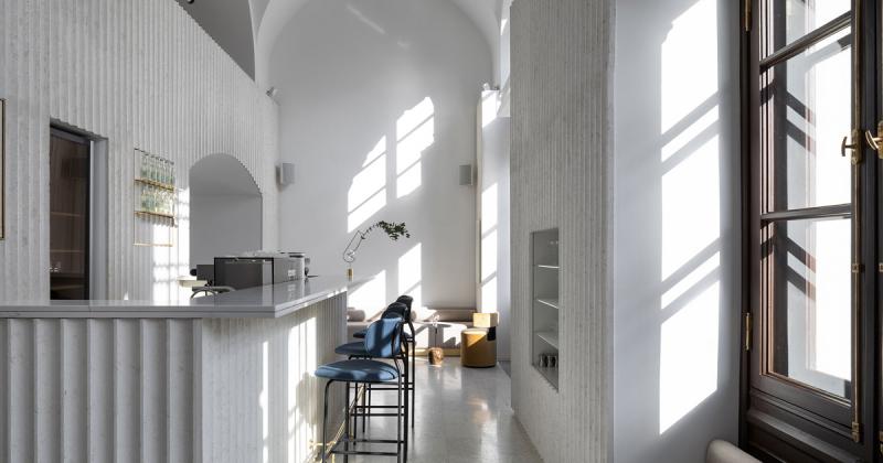 LOBBY: Không gian văn hoá dành cho các nhà tư vấn nghệ thuật