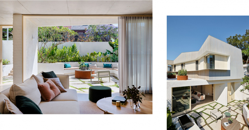 Ngôi nhà thể nghiệm dành cho cuộc sống đa thế hệ nơi đô thị Sydney