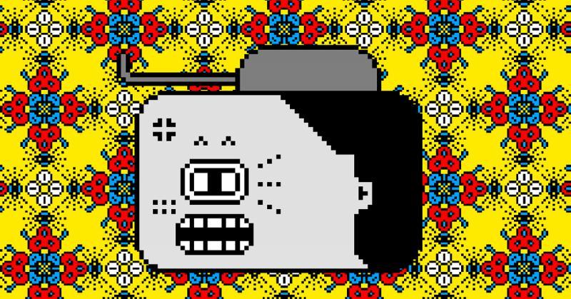 Hoạt họa hóa nghệ thuật pixel 8-bit qua các tác phẩm GIF của nghệ sĩ Toyoya Li