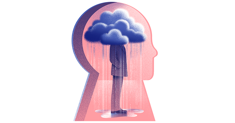 Quản lý những nỗi chênh vênh trong tâm trí người sáng tạo