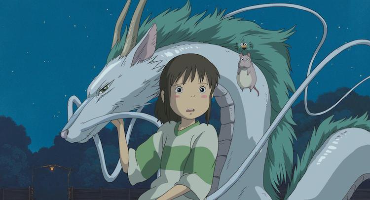 Ghibli Studio hào phóng tung bộ sưu tập 400 ảnh tĩnh miễn phí từ các bộ phim của hãng