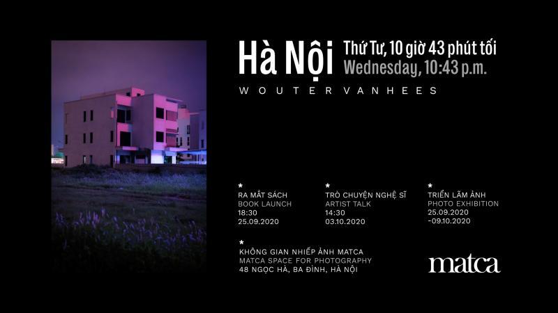 """Sách ảnh """"Hà Nội, thứ Tư, 10 giờ 43 phút tối"""" - một Hà Nội thật quen nhưng cũng thật khác"""