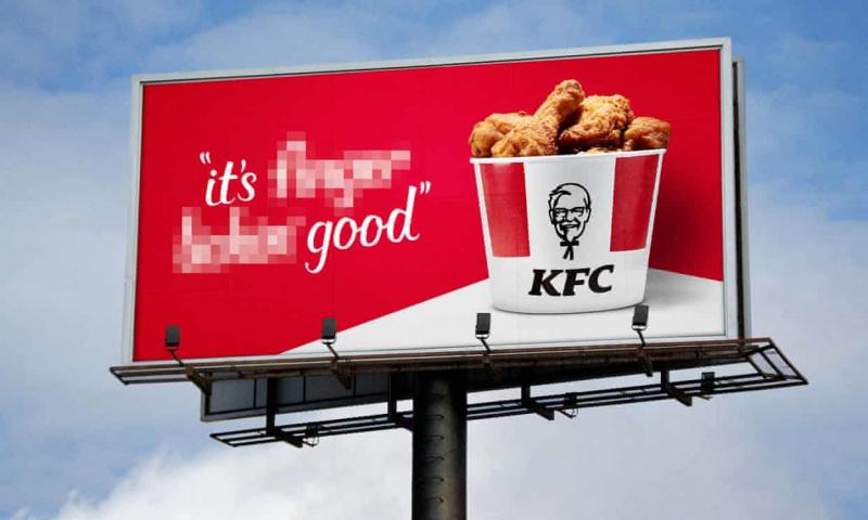 Khi đại dịch ảnh hưởng đến câu khẩu hiệu huyền thoại 'Vị ngon trên từng ngón tay' của KFC