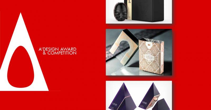 Top 10 thiết kế bao bì trong cuộc thi A' Design Award 2020