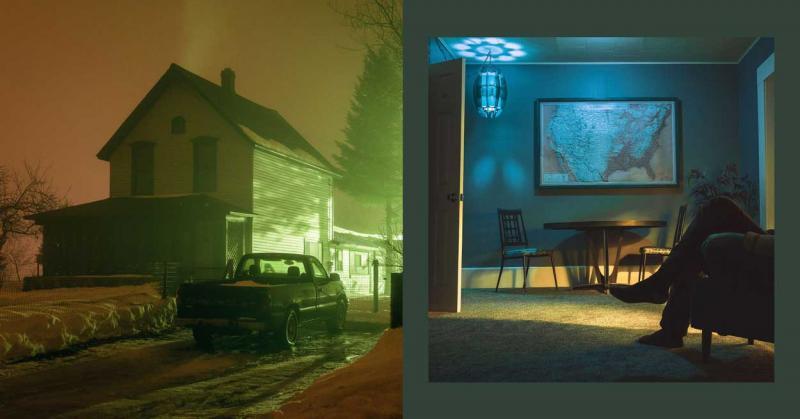 Đêm kỳ bí tại vùng quê nước Mỹ trong bộ ảnh mang phong cách 'Strangers Things'